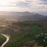 Fugitives Drift Aerial View